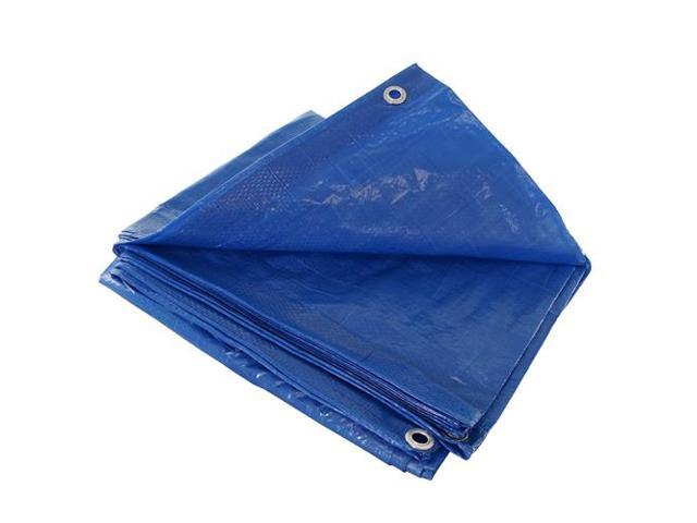 Blue 18x20 Heavy Duty UV Protected Treated Canopy Sun Shade Boat Cover Tarp  - Newegg com