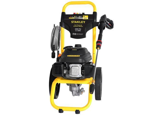 Stanley Sxpw2823 159cc 2800 Psi 2 3 Gpm Gas Ed Cold Water Pressure Washer