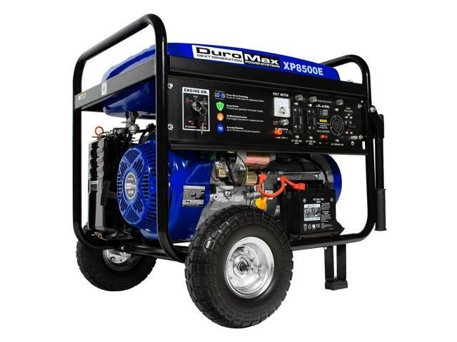 Duromax 8500 Portable Gas Powered Electric Start Rv