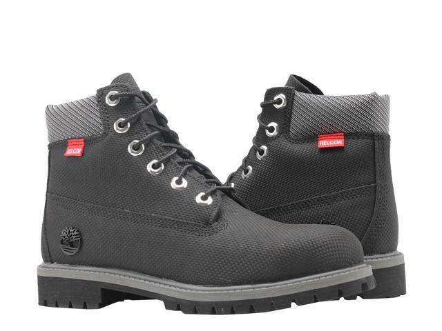 Black 6 Waterproof Timberland Helcor Inch Premium Junior wmnv0N8