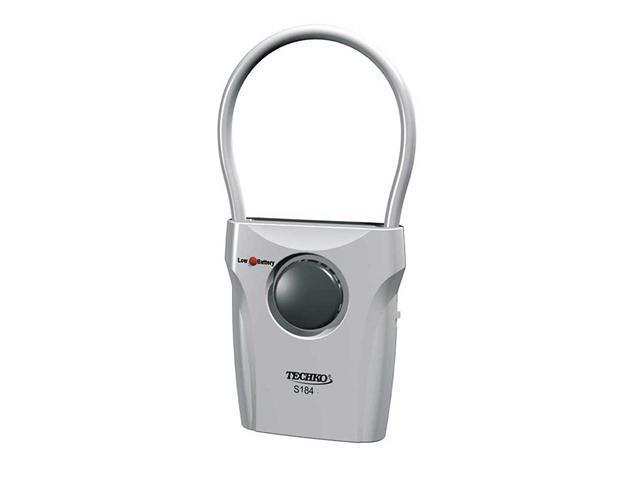 Techko S184s Ultra Slim Door Guard Alarm Newegg Com