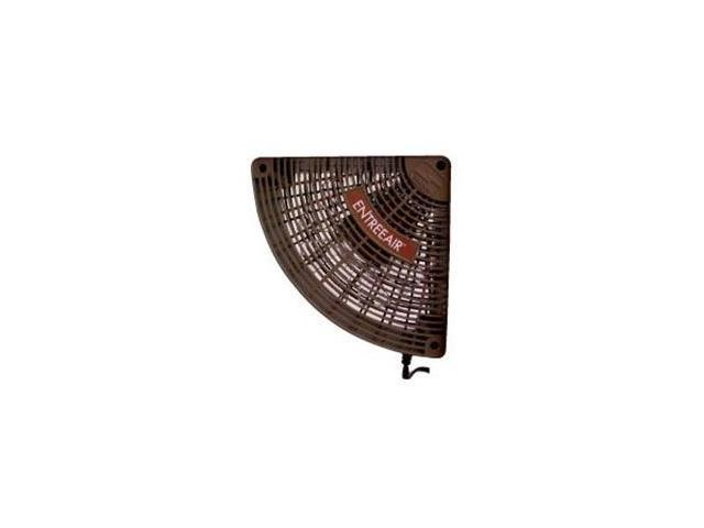 Suncourt Inc. RR100-B EntreeAir Door Frame Fan, Brown - Newegg.com