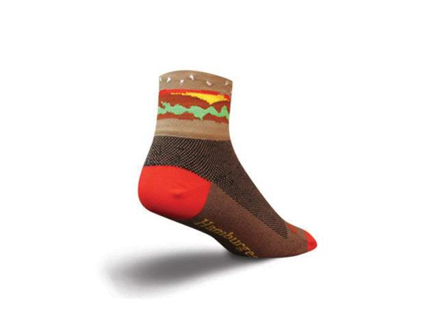 SockGuy Classic 3in Woody Cycling//Running Socks