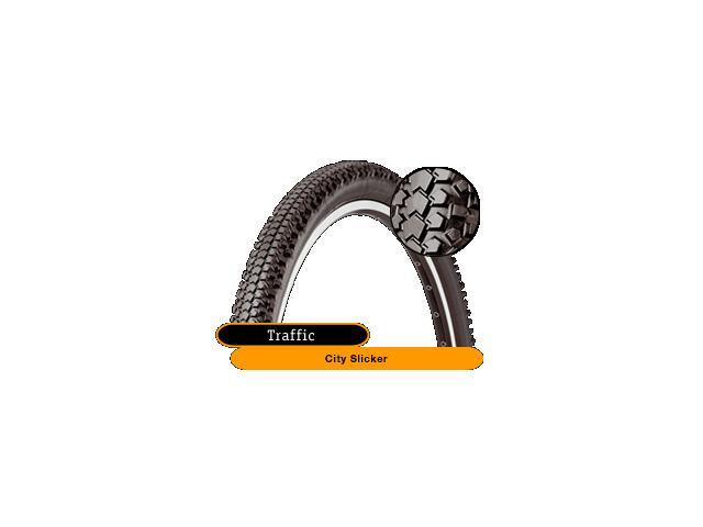 Continental Bike Tyre Traffic 2.1 all Sizes