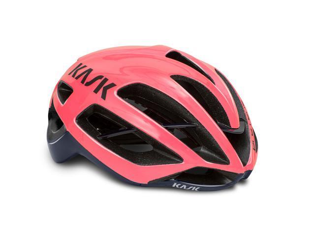 Kask Protone Road Cycling Helmet (Pink   Navy Blue - Large) - Newegg.com affc836e3