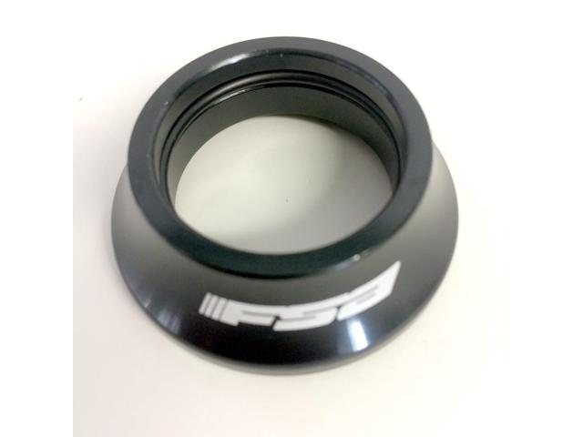 3197ca605bb FSA Alloy Bicycle Headset Top Cover (Black - Orbit CE - 1 1/8 x 15mm  H2166B{NO.8-2}15MM)