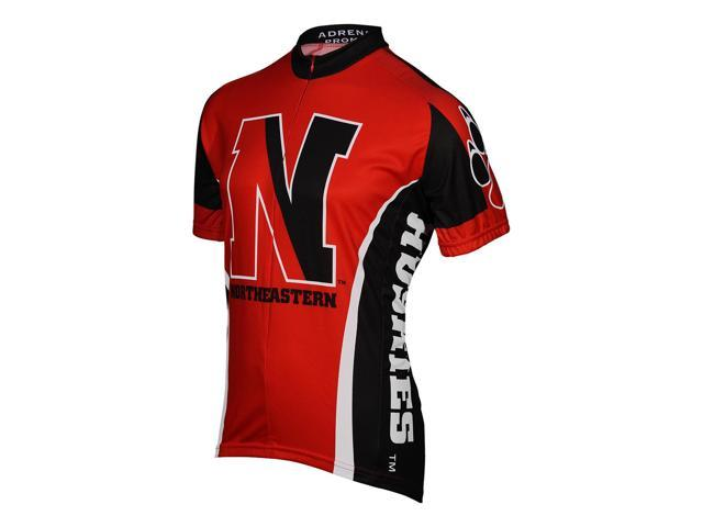 huge discount 18cde 4521c Adrenaline Promotions Northeastern University Husky Cycling Jersey  (Northeastern University Husky - XL) - Newegg.com
