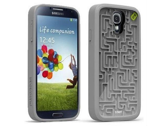 huge selection of a6eb4 92295 Gray PureGear A-MAZE-ING Retro Gamer Protective Cover Case Samsung Galaxy  S4 - Newegg.com