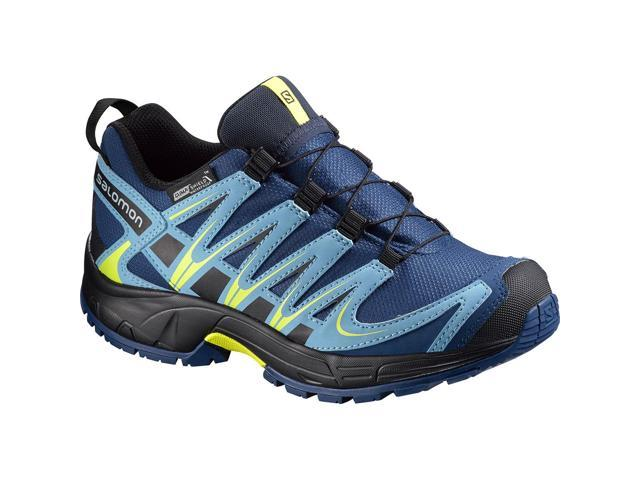 cf0256892628 Salomon 2016 17 Kid s XA Pro 3D CSWP Kids Shoe - L37911200 (Midnight Blue