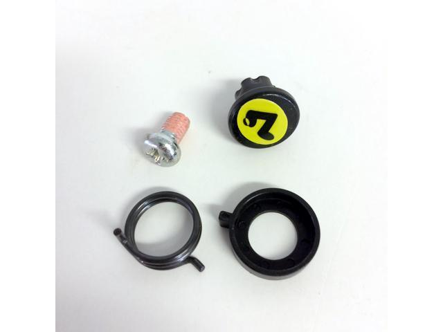 Right Shimano Mountain Bike Pedals PD-M545 Cap Unit Y41F98010