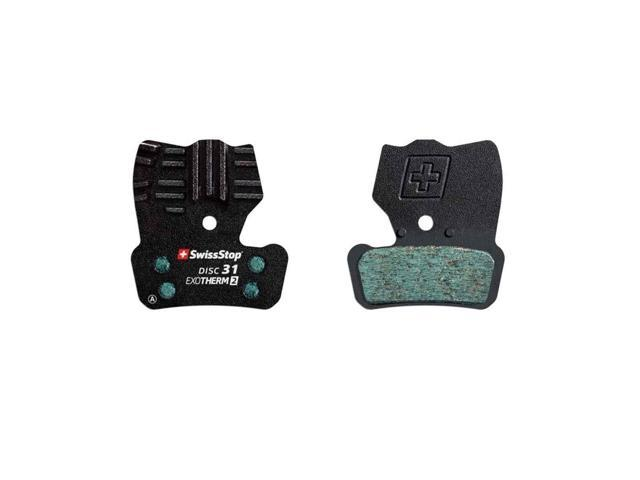 SwissStop, EXOTherm 2, Disc Brake Pads, Shape: SRAM Guide/Avid Trail,  Metallic, Pair - P100005315 - Newegg com