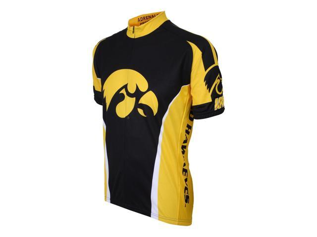cheap for discount a5ac3 c4b4d Adrenaline Promotions University of Iowa Hawkeyes Cycling Jersey  (University of Iowa Hawkeyes - M) - Newegg.com
