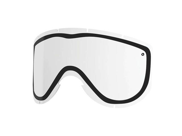 Smith Optics Knowledge Turbo Fan Otg Goggle Replacement Lens Clear Kn5c2 Newegg Com