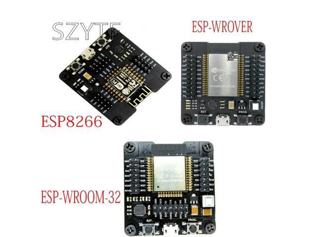 ESP8266 ESP-WROOM-32 ESP32-WROVER Development Board Test Burning Fixture Tool