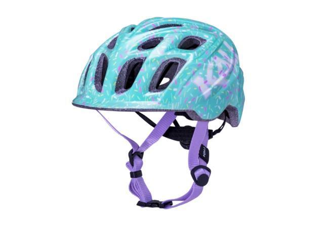 Kali Protectives Chakra Youth Helmet Universal Youth Pixel Gloss Green