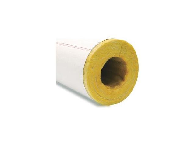 """1/"""" Wall Pipe Insulation Owens Corning 722566 6/"""" X 3 Ft"""