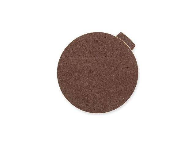 ARC ABRASIVES 30458T PSA Sanding Disc,AlO,Cloth,6in,180 Grit