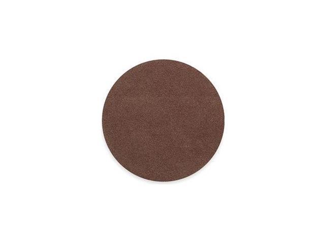 PSA Sanding Disc,AlO,Cloth,16in,120Grit ARC ABRASIVES 30540