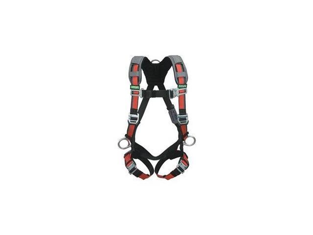 Full Body Harness Standard 400 Lb Red Newegg Com
