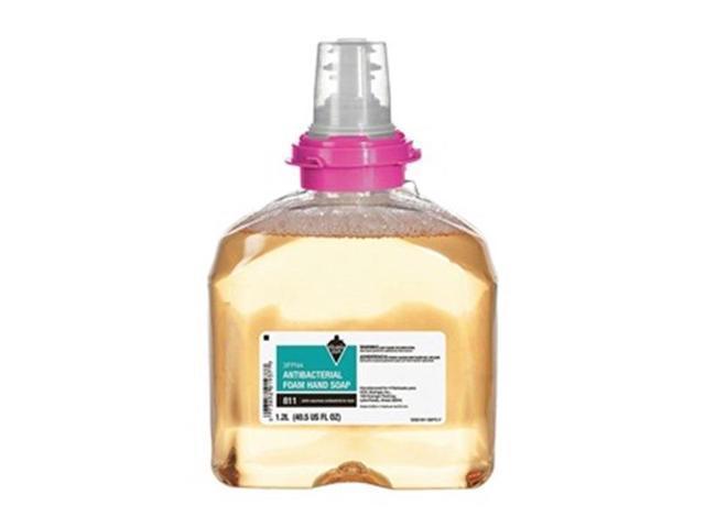 Antibacterial Foam Hand Soap 1200ml Refill Pk2 Tough Guy