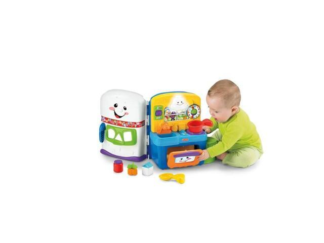 Fisher-Price Laugh & Learn Learning Kitchen - Newegg.com