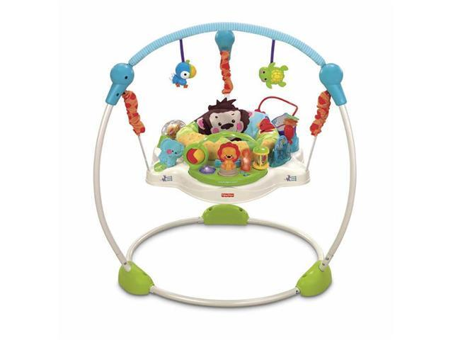 6de571882 Fisher-Price Precious Planet Jumperoo - Newegg.com