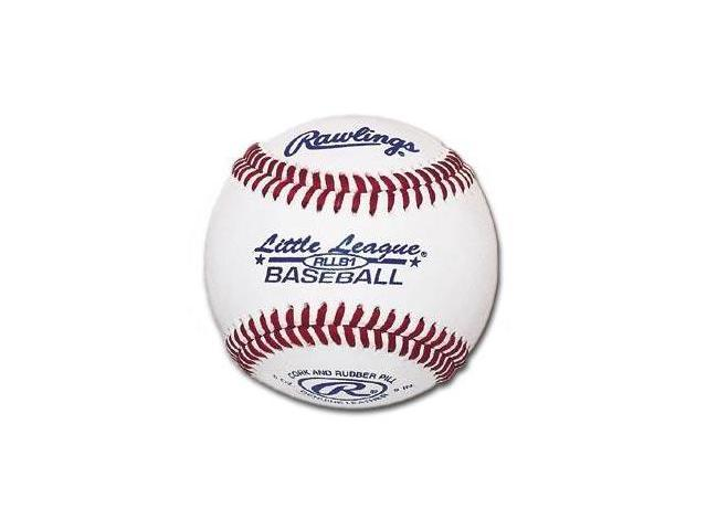 Rawlings Rllb-1 Little League® Baseball - Newegg com