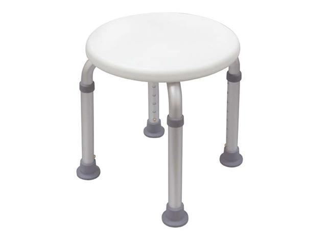 Remarkable Drive Medical Adjustable Height White Bath Stool Model Rtl12004Kd Onthecornerstone Fun Painted Chair Ideas Images Onthecornerstoneorg