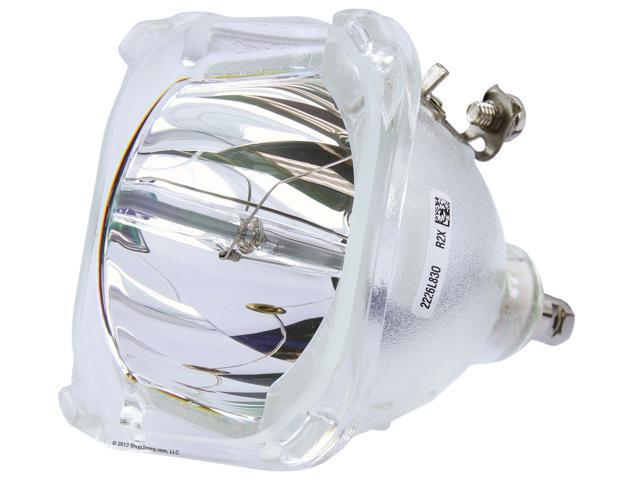 Original Osram TV Lamp Replacement with Housing for Mitsubishi 915P049020