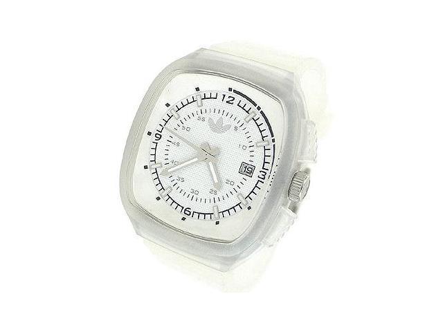 Adidas Toronto correa poliuretano de poliuretano esfera blanca de 15593 reloj unisex # ADH2115 24ef4ee - grind.website