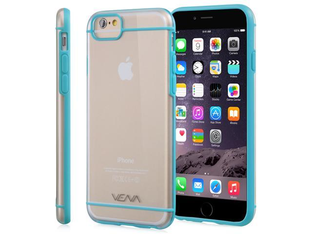 buy popular 14c09 6aeab Vena RADIANT Hybrid 2-in-1 Slim Case for Apple iPhone 6, Plus (5.5