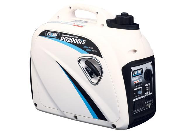 Pulsar Pg2000is 2000 Watt Digital Inverter Gas Generator With 80cc