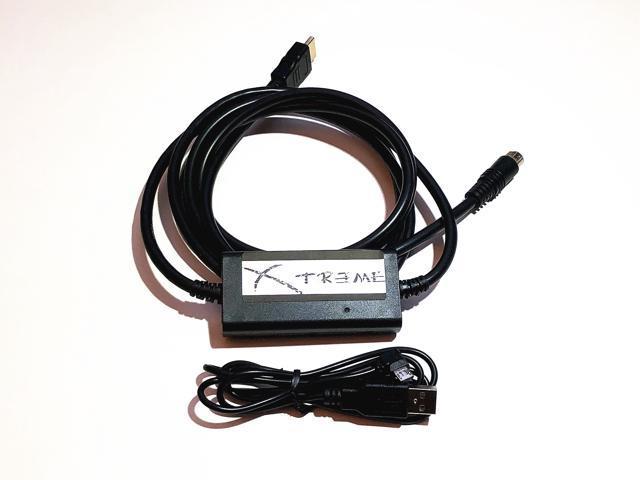 Xtreme HDMI Cable for Original SEGA Saturn, Plug and Play HDC-1000 -  Newegg com