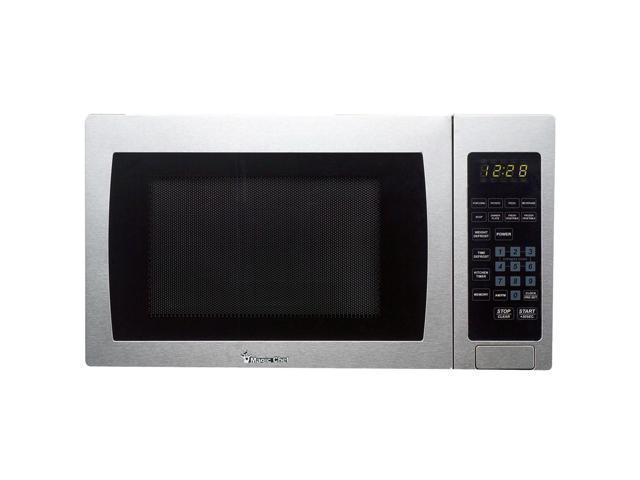 Magic Chef Mcm990st Microwave Oven Microwaves Newegg Com