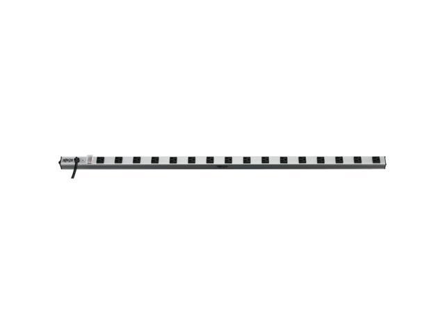 Tripp Lite Power Strip 120V 5-15R 16 Outlet 15' Cord Vertical Metal 0URM -  NEMA 5-15P - 16 NEMA 5-15R - 15ft - Newegg com