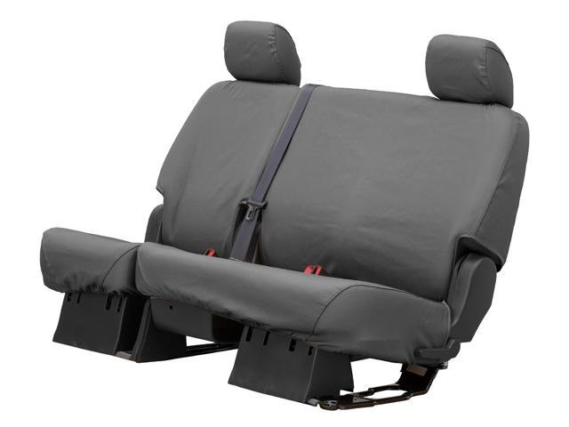Brilliant Husky Liners 2Nd Row Seat Cover For 2019 Ford F 150 Supercab Pickup Vehicle Has 60 40 Bench Seat With 3 Headrests 01372 Newegg Com Caraccident5 Cool Chair Designs And Ideas Caraccident5Info
