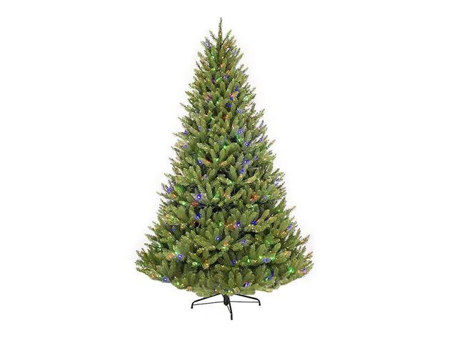 7.5' Pre-Lit Full Fraser Fir Artificial Christmas Tree