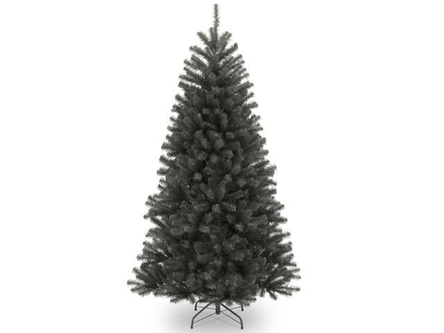 6.5' North Valley Black Spruce Artificial Christmas Tree