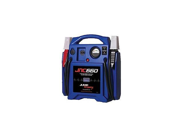 Jump N Carry Jnc660 >> Jump N Carry Kkj Jnc660 Pro 660 Jump N Carry 1700 Peak Amp 12 Volt Jump Starter Newegg Com