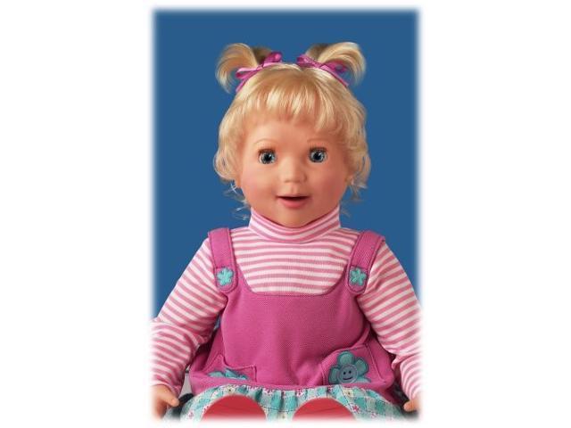 3247e1331b368 Amazing Amanda Interactive Doll - Newegg.com