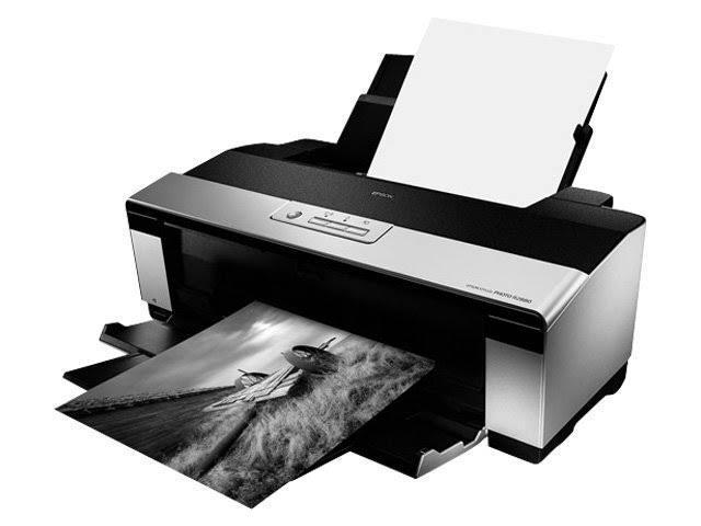 C11CA16201 Epson Stylus Photo R2880 Wide-Format Color Inkjet Printer