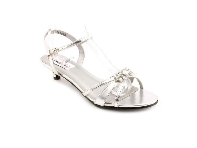 Dyeables Penelope Womens Size 11 Silver