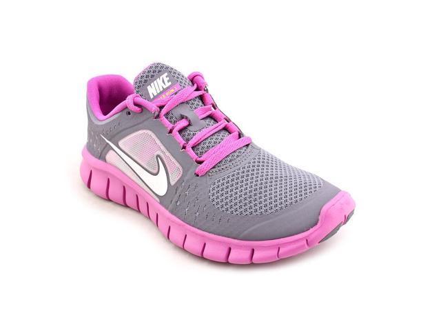 finest selection 0ae01 fb5f0 Nike Free Run 3 (GS) Youth Girls Size 4 Gray Running Shoes UK 3.5 EU 36 -  Newegg.com