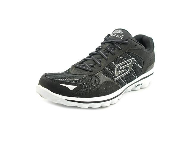 special selection of colours and striking variety design Skechers Go Walk 2-Flash Womens Size 7 Black Mesh Walking Shoes New/Display  - Newegg.com