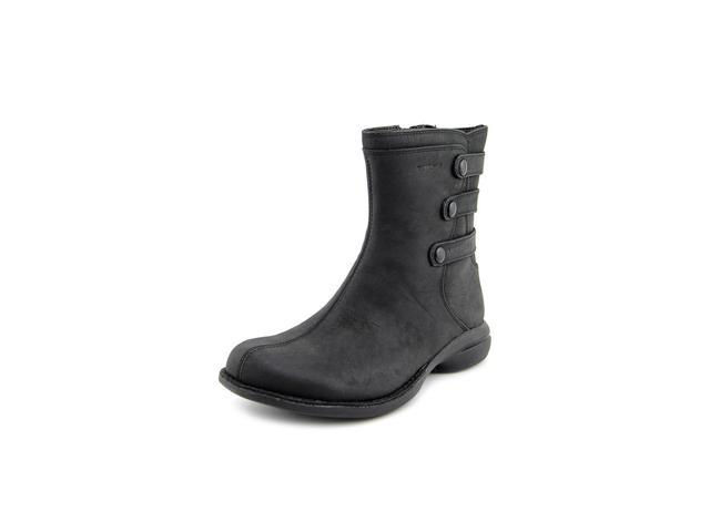 401f704662 Merrell Captive Launch Womens Size 6.5 Black Nubuck Leather Fashion Ankle  Boots - Newegg.com