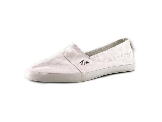 Lacoste Marice Womens Size 8 White