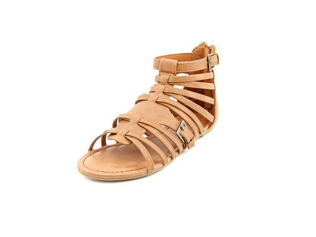 8c1acb439b1 Madden Girl Maximuss Womens Size 6 Brown Faux Leather Gladiator Sandals  Shoes - Newegg.com