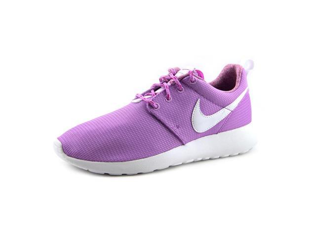 buy popular c3881 f0773 Nike Roshe One GS Youth US 6.5 Purple Sneakers - Newegg.com