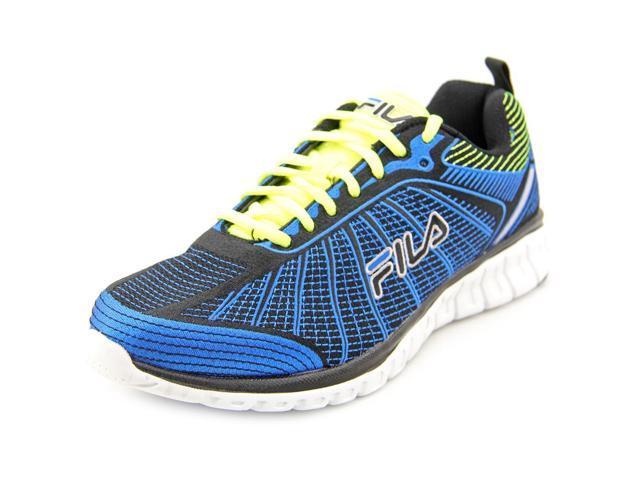 Fila SpeedWeave Run II Men US 8.5 Blue Running Shoe UK 7.5