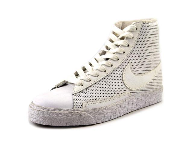 best service 98a25 1dd7f Nike Blazer Mid (GS) Youth US 6 White Sneakers - Newegg.com